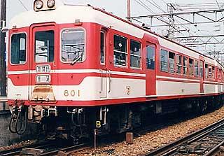 神戸電鉄 車両 800系